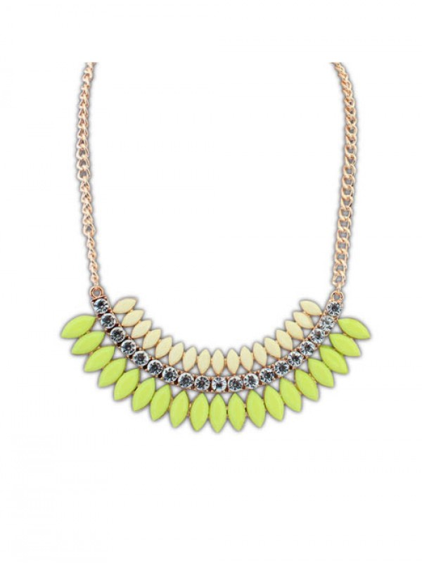 Occident Stylish multi-layered Exquisite all-match Hot Sale Necklace