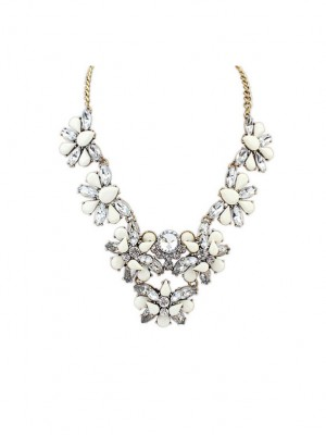 Occident Fashionable Geometry All-match Popular Necklace