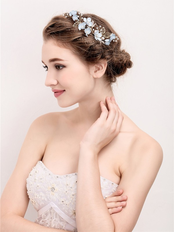Nice Pearls Bridal Headpieces