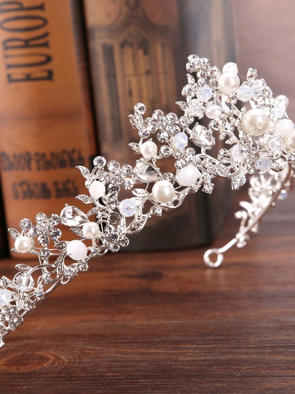 Quite Amazing Alloy Wedding Headpieces