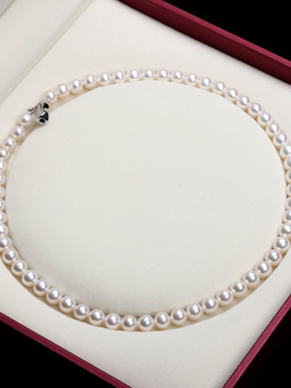 Elegant Pearl Necklaces for Ladies's