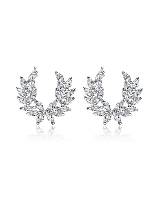 Hot Sale Korean Attractive Cubic Zirconia Earrings