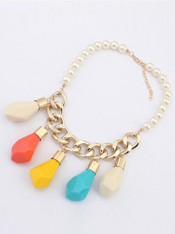 Occident Trendy Street shooting Personality Hot Sale Necklace