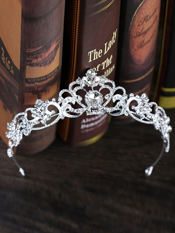 Nice Alloy Wedding Headpieces